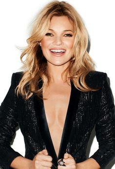 @Alexandra M What Wear - Kate Moss For Harper's Bazaar May 2014