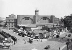 Kings Cross station 1920s