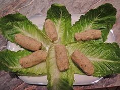 Anatolische Kartoffel - Frikadellen