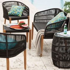 1000 Images About Patio And Pool Furniture For Year Round Outdoor Living On Pinterest Pool