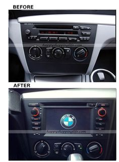 Install Car DVD Player for BMW 1 Series E81 E82 E87 E88 (Manual) - GPS http://www.happyshoppinglife.com/car-dvd-player-for-bmw-1-series-e81-e82-e87-e88-manual-gps-p-558.html