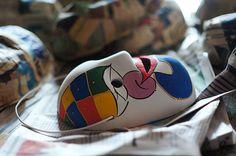 Máscara de Bezerros / Pernambuco    #mascara #bezerros #lulavassoureiro   #pernambuco #culturapopular