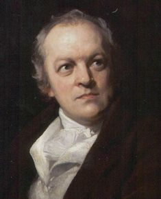William Blake. A strong contender for The Greatest Englishman of All Time.