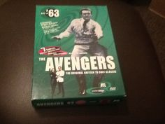 The #avengers, set 4 from 1963 - 6 #complete digitally remastered #episodes.,  View more on the LINK: 	http://www.zeppy.io/product/gb/2/311685413034/