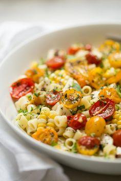 Garlic Herb Roasted Tomatoes