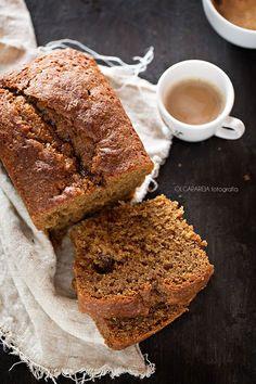 Nina's Kitchen: Bizcocho de café y nueces