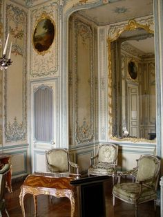 Private apartments of the Dauphine, Versailles , France