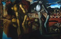 La métamorphose de Narcisse, par Salvador Dali