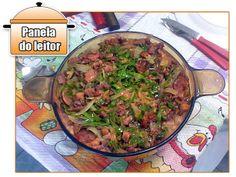 Panela do Leitor: Feijão Tropeiro ~ PANELATERAPIA - Blog de Culinária, Gastronomia e Receitas