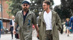 Street Style Trends From Pitti Uomo 90-1