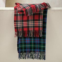 Pendelton Plaid Throws