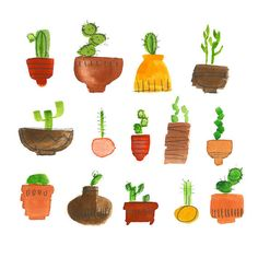 "Giclée Print - ""My Succulents"" – Skinny laMinx US"