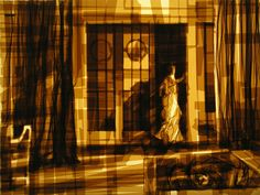 Amazing Graphic Arts Made With A Roll Of Packing Tape