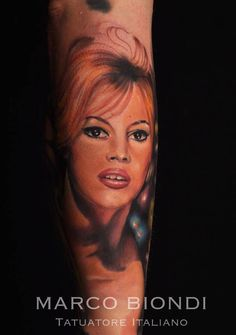 brigitte bardot | InkFREAKZ.com Original Tattoos, Brigitte Bardot, Random Tattoos, People, Bb, Image, Beauty, Cosmetology, Folk