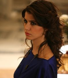 Beren Saat (Turkey 1984) - actress - she is of such timeless and homely beauty, that she takes my breath away just looking at her