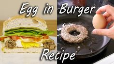 Zelfgemaakte Burger Recept | Creatieve Ideeën