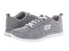 Loving the memory foam in these. :) So comfy. SKECHERS Flex Appeal - Next Generation