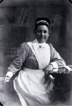 Nurse Maude, Sibylla Emily Maude : [ca. Nursing Angel, Land Girls, Vintage Nurse, City Library, Nursing Care, Working Class, Strong Women, Old Photos, New Zealand
