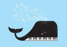 Music Painting, Music Artwork, Art Music, Music Pics, Drawing Piano, Piano Art, Sheet Music Ornaments, Music Drawings, Music Illustration
