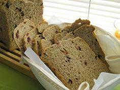 Pan Integral de Arándanos y Nueces (Panificadora) Pan Integral, Pan Bread, Biscuits, Breads, Recipes, Food, Recipes With Wholemeal Flour, No Flour Recipes, Pastries