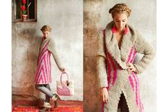 Another great coat from Winter 2012 Lookbook - the Bolivian!