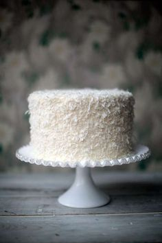 Brown Betty Bakery Coconut Cake Recipe