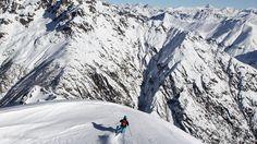 Séjour sportif de ski freeride sur le domaine des vallons de la Meije, la Grave Ski Freeride, Best Skis, Grave, Mount Everest, Skiing, Mountains, World, Nature, Alps