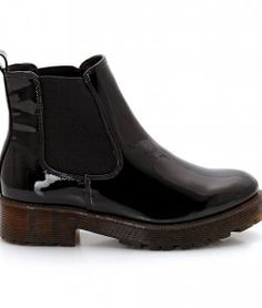 Botine r edition shopping prix pentru femei - cu elastic culoarea negru