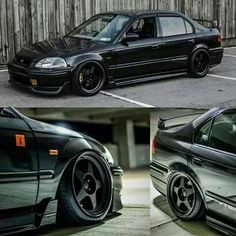 collection Honda Civic with a very luxurious, in 2017 this automotive enthusiasts. In today's world, lovers Modified extremely mad against his favorite vehicle. 1999 Honda Civic, Honda Civic Coupe, Honda Civic Hatchback, Honda Crx, Honda Sedan, Fiat Siena, Dream Cars, Japan, Black Cars
