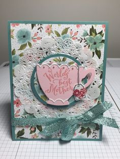 The Mountain Magpie | Curious and creative treasures from my nest | Stampin' Up! Independent Demonstrator