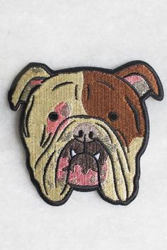 Tuff Guy Iron-On Patch Pin And Patches, Sew On Patches, Iron On Patches, Jacket Patches, Embroidered Workwear, Embroidered Patch, Merit Badge, Tough Guy, Bnf