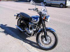 Bike #12 Kawasaki W650