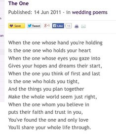 Image result for wedding poem shel silverstein