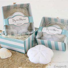 Jabón perfumado de concha de mar. € 1,18