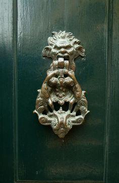 Another Venetian door knocker