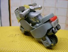 How to Turn a Lighter Into a Mini Motorcycle «TwistedSifter