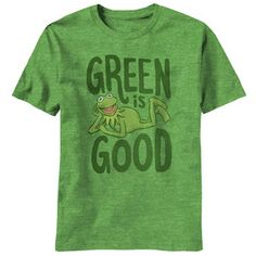 Green Is Good Tee, $20, now featured on Fab.