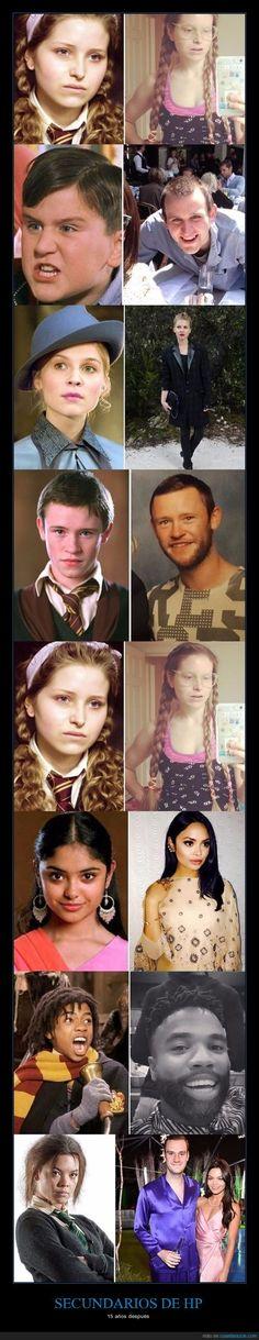 Los actores secundarios de Harry Potter han cambiado muchísimo - 15 años después Gracias a http://www.cuantarazon.com/ Si quieres leer la noticia completa visita: http://www.estoy-aburrido.com/los-actores-secundarios-de-harry-potter-han-cambiado-muchisimo-15-anos-despues/