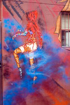 Cake Street Artist : Street Art - Urban Cake Lady on Pinterest Artist Cake ...