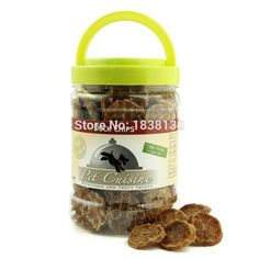 Pet Cuisine Natural Healthy Dog Food Premium Dog Treats Training Snacks Puppy Chews Duck Chips 340g
