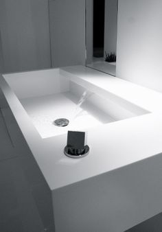 Fabrizio Milesi for Studio Moab | AIS Wall mount Corian® basin