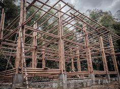 Convento House. Chone, Ecuador. Archi: Enrique Mora Alvarado (2014). Photo: Enrique Mora Alvarado.