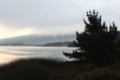 7am at Crystal Springs Reservoir