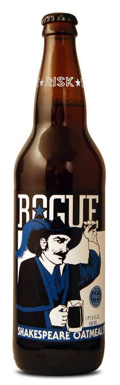 Shakespeare Stout - Rogue Ales
