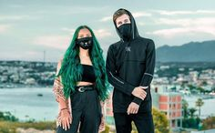 """German/Antiguan singer-songwriter Au/Ra and Norwegian-British DJ Alan Walker teamed up to release """"Ghost"""" from PlayStation 4 video game """"Death Stranding: Timefall"""" soundtrack. Dj Music, Music Songs, Lady Gaga, Walker Join, Joker Images, Pop Bands, News Songs, Soundtrack, Good Movies"""