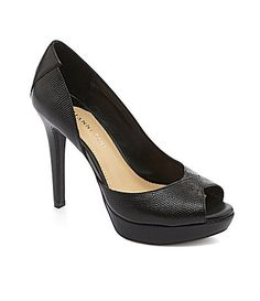 Shoes for bridesmaids :)  Gianni Bini Saydie DOrsay Pumps #Dillards