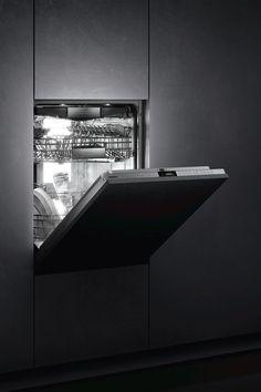 How to dismantle a kitchen? - Home Fashion Trend Laundry Room Design, Home Room Design, Beach House Kitchens, Dream Kitchens, Tamizo Architects, Portal Design, Tv Wand, Modern Exterior House Designs, White Kitchen Decor