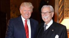 """Anthony Senecal, who worked as Trump's butler for 17 years before, he says, he was appointed in-house historian at Trump's Florida estate, has confirmed that he wrote several Facebook posts saying that the president should have been shot or """"hung for treason."""""""