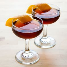 #HankyPanky #Cocktail #Recipe - 1000 Cocktails