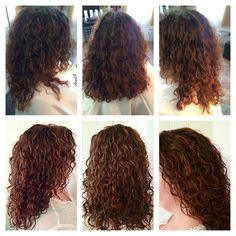 Deva Curl Cut, Sisterlocks, Curls, Curly Hair Styles, Beauty, Roller Curls, Beleza, Locs, Loki